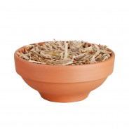 Terracotta Fire Pot and Stand 7
