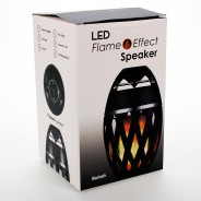 LED Flame Effect Speaker 4