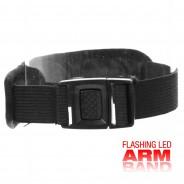 Flashing LED Armband 4