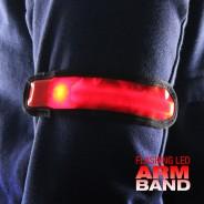 Flashing LED Armband 2
