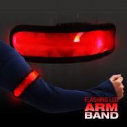 Flashing LED Armband 1