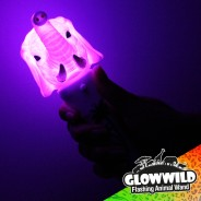 "Elephant Mini Light Up Animal Wand 7"" 2"