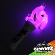 "Elephant Mini Flashing Animal Wand 7"" Wholesale  3"