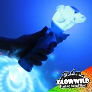 """Dolphin Mega Flashing Animal Wand 11"""" Wholesale 9"""