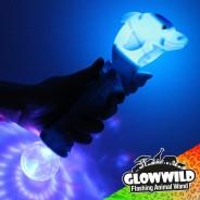 """Dolphin Mega Flashing Animal Wand 11"""" Wholesale 8"""