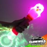 """Penguin Mega Light Up Animal Wand 11"""" 5"""