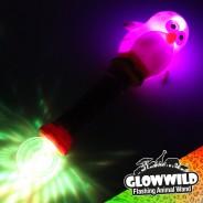 """Penguin Mega Light Up Animal Wand 11"""" 7"""