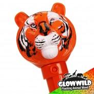 "Tiger Mega Light Up Animal Wand 11"" 9"