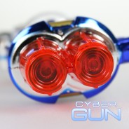 Flashing Cyber Gun Wholesale 6