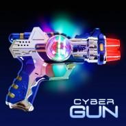Light Up Cyber Gun 1