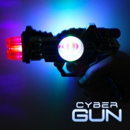 Flashing Cyber Gun Wholesale 2