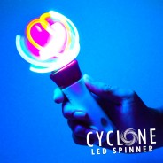 Flashing Cyclone Spinner Wholesale 2