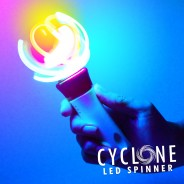 Light Up Cyclone Spinner 1
