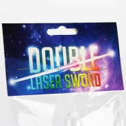 Light Up Double Laser Sword 3