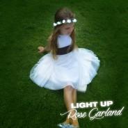 LED Rose Garland 2