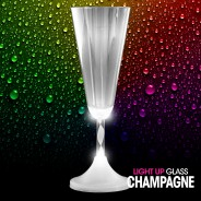 Light Up Champagne Glass 2
