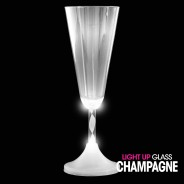 Light Up Champagne Glass Wholesale 4
