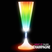 Light Up Champagne Glass Wholesale 3