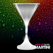 Light Up Martini Glass 2
