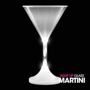 Light Up Martini Glass 3