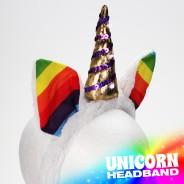 Flashing Unicorn Headband Wholesale 4