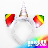 Flashing Unicorn Headband Wholesale 5