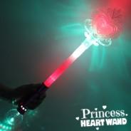 Large Light Up Princess Wand Wholesale 6