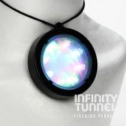 Light Up Infinity Tunnel Pendant 3