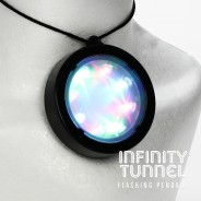 Flashing Infinity Tunnel Pendant Wholesale 3
