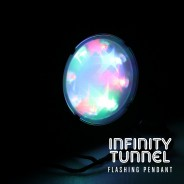 Flashing Infinity Tunnel Pendant Wholesale 1