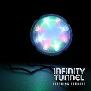 Flashing Infinity Tunnel Pendant Wholesale 2