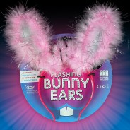 Light Up Bunny Ears 3
