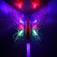 Flashing Butterfly Wand Large Wholesale 2