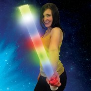 LARGE Light Up Foam Stick 4