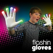 Light Up Gloves 2