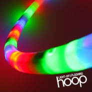 Light Up and Flashing Hoop 2