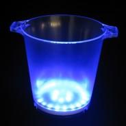 Flashing Ice Bucket Blue 5