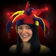 Flashing Jester Hats Wholesale 3