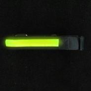 Yellow Light Up Dog Collar 4