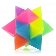 Spiky Prism Bouncy Ball 2