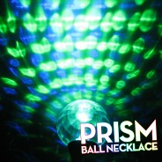 Flashing Prism Ball Necklace Wholesale 3