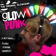 Light Up Punk Hair 2