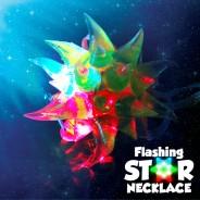 Light Up Crystal Star Necklace 6