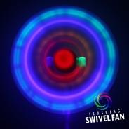 Flashing Swivel Fan Wholesale 6