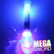 Light Up Mega Sword 3