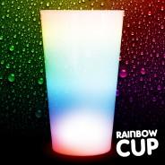 Flashing Rainbow Cups Wholesale 1
