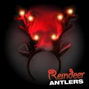 Reindeer Antler Headband 3