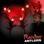 Reindeer Antler Headband 4