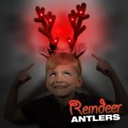 Reindeer Antler Headband 1