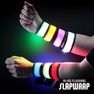 Flashing Slap Wrap 2